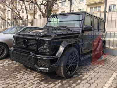 Ремонт рамы Mercedes G-class