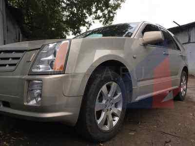 Ремонт лонжеронов Cadillac